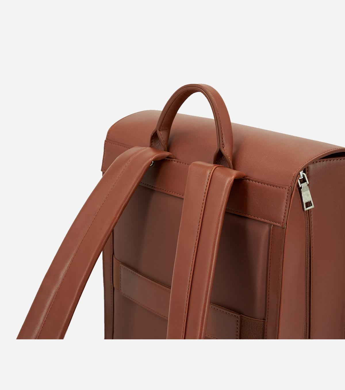 randoseru bag brown